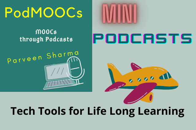 PodMOOCs Mini with Tech in a Nutshell
