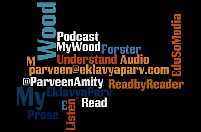 Podcast of My Wood (E.M. Forster)
