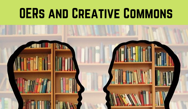 OERs and Creative Commons
